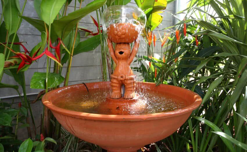 water featues for small garden
