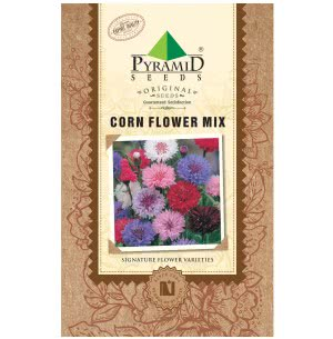 Corn Flower Mix Seeds