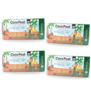 Coco Brick - 2 Kg (Set of 4 x 500 gm)