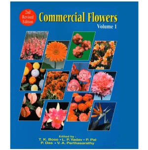 Commercial Flowers - Vol I