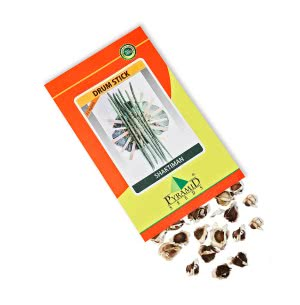 Hybrid Drumstick Vegetable Seeds-Shaktiman - 25 g