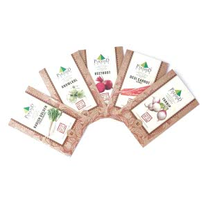 Power-packed Root Vegetable Seeds