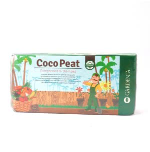 Cocopeat Brick - 600 gm