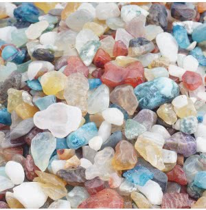 Mixed Onyx Chips- 1 Kg