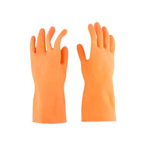 Orange Hand Gloves