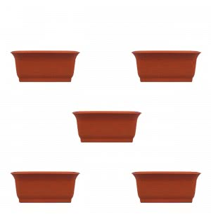Milan Window Garden Planter No.-2 - Set of 5