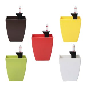 Chatura Self Watering Pots