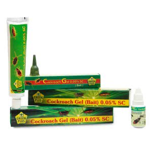Cockroach Gel (Bait) - 80gm - Household insecticides