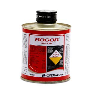 Rogor 30% - 250ml - Insecticide