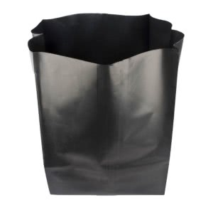 Nursery plant poly bag (Pack of 10 Bags) - 21 in x 21 in (DIA x H)