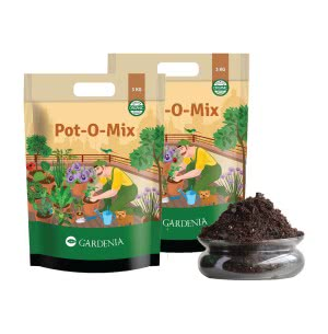 Gardenia Pot-O-Mix - 6 Kg Potting Mix