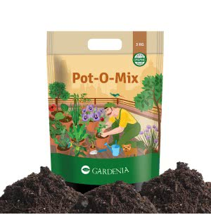 Gardenia Pot-O-Mix - 3 Kg Potting Soil