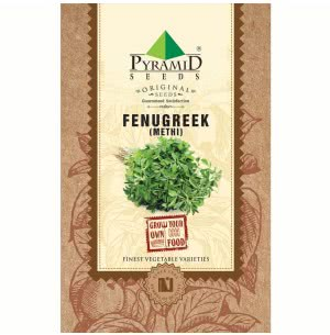 Fenugreek Seeds (Methi) - 250 g