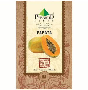 Papaya Fruit - 50 seeds