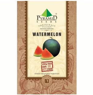 Watermelon Vegetable - 50 Seeds