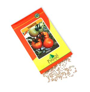 Hybrid Tomato Vegetable Seeds-Pride - 10 g