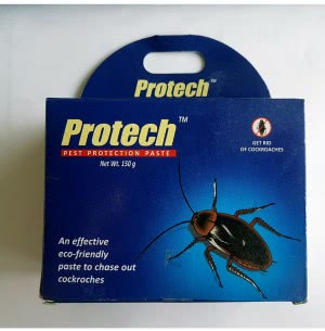 Protech Cockroach Control Paste - 150 gm