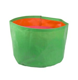 HDPE Round Grow Bag- 12 in x 9 in (DIA x H)