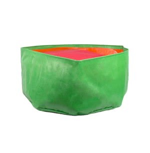 HDPE Round Grow Bag- 18 in x 9 in (DIA x H)