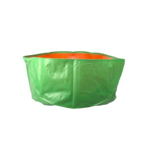 HDPE Round Grow Bag- 24 in x 12 in (DIA x H)