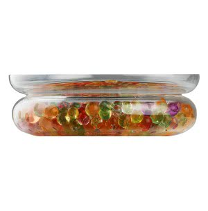 Glass Planter Flat Bowl Big (Without Accessories)