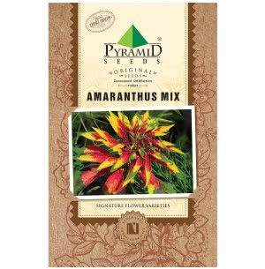 Amaranthus Mix Flower Seeds