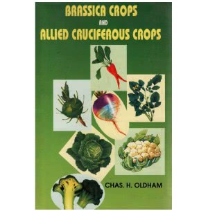 Brassica Crops and Allied Cruciferous Crops