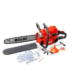 OLEO Mac Petrol Chain Saw