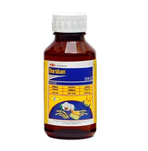 Dursban 20% EC - 500ml - Termiticides