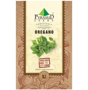 Oregano Herb Seeds