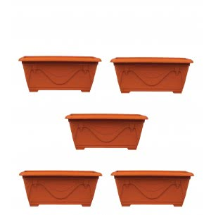 Danshil Petunia Window Planter - Set of 5