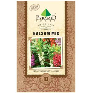 Balsam Mix (200 Seeds)