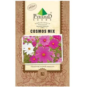 Cosmos Mix Seeds