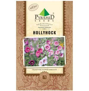 Hollyhock (100 Seeds)