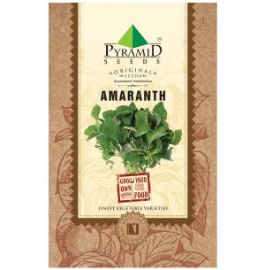 Amaranth Vegetable Seeds (Chawli Bhaji)