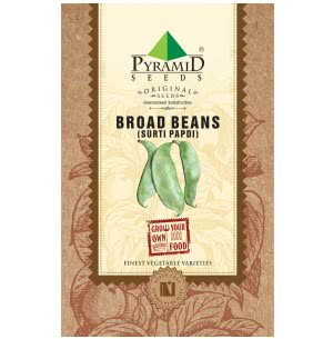 Broad Bean Seeds (Surti Papdi)