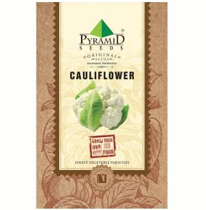 Cauliflower Seeds - 100 g