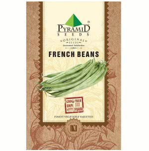 French Bean Seeds - 100 g