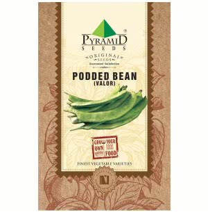 Green Podded Beans (Valor) Vegetable Seeds