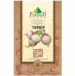 Turnip Seeds - 100 g