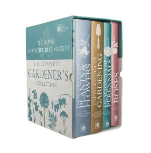 The Complete Gardeners Collection - Set of 4 Books