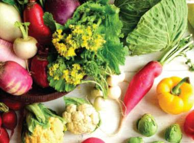 WINTER VEGETABLES IN INDIA