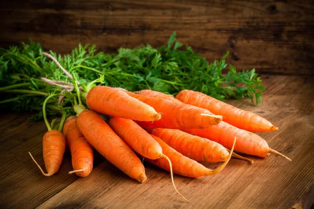 how to grow carrots, growing carrots