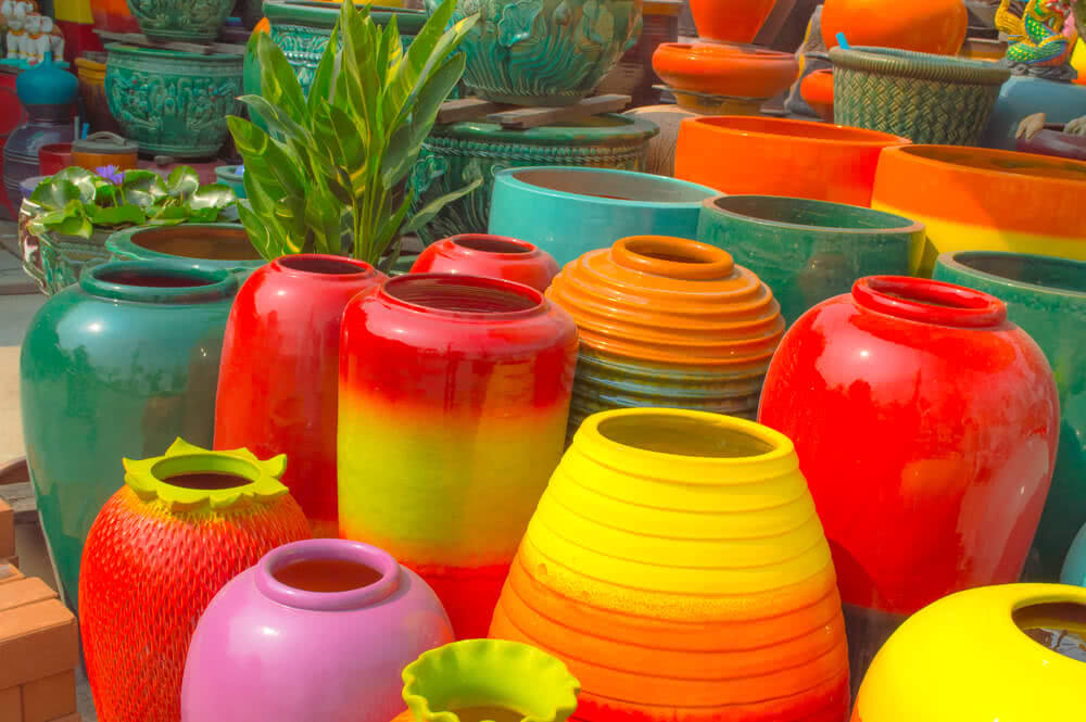Types Of Containers For Houseplants How To Choose