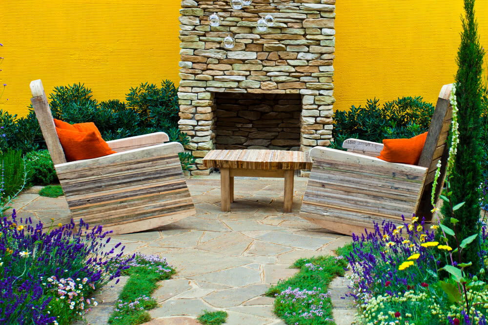 outdoor hardscaping ideas
