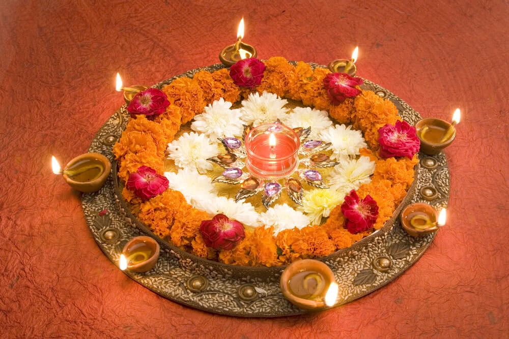 Take Your Diwali Decorations A Level Up With This Flower