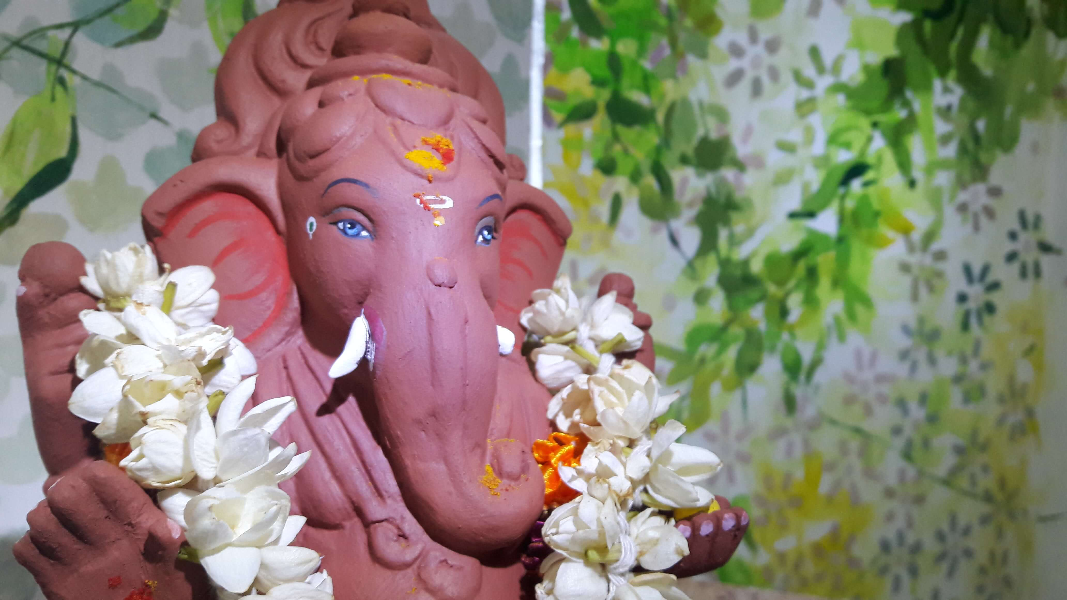 Welcome TreeGanesha with Ugaoo