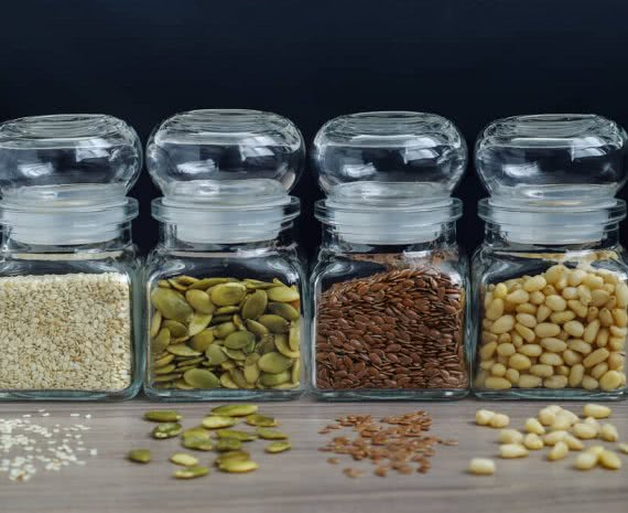 seed saving and seed storage