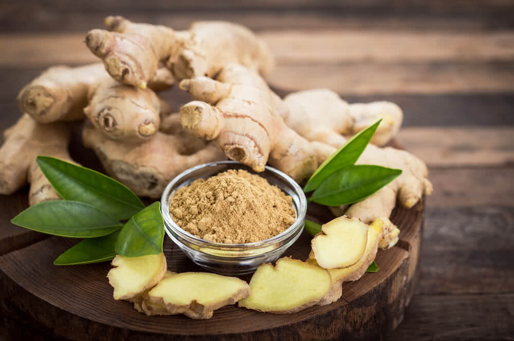 Home remedies for asthma - Ginger
