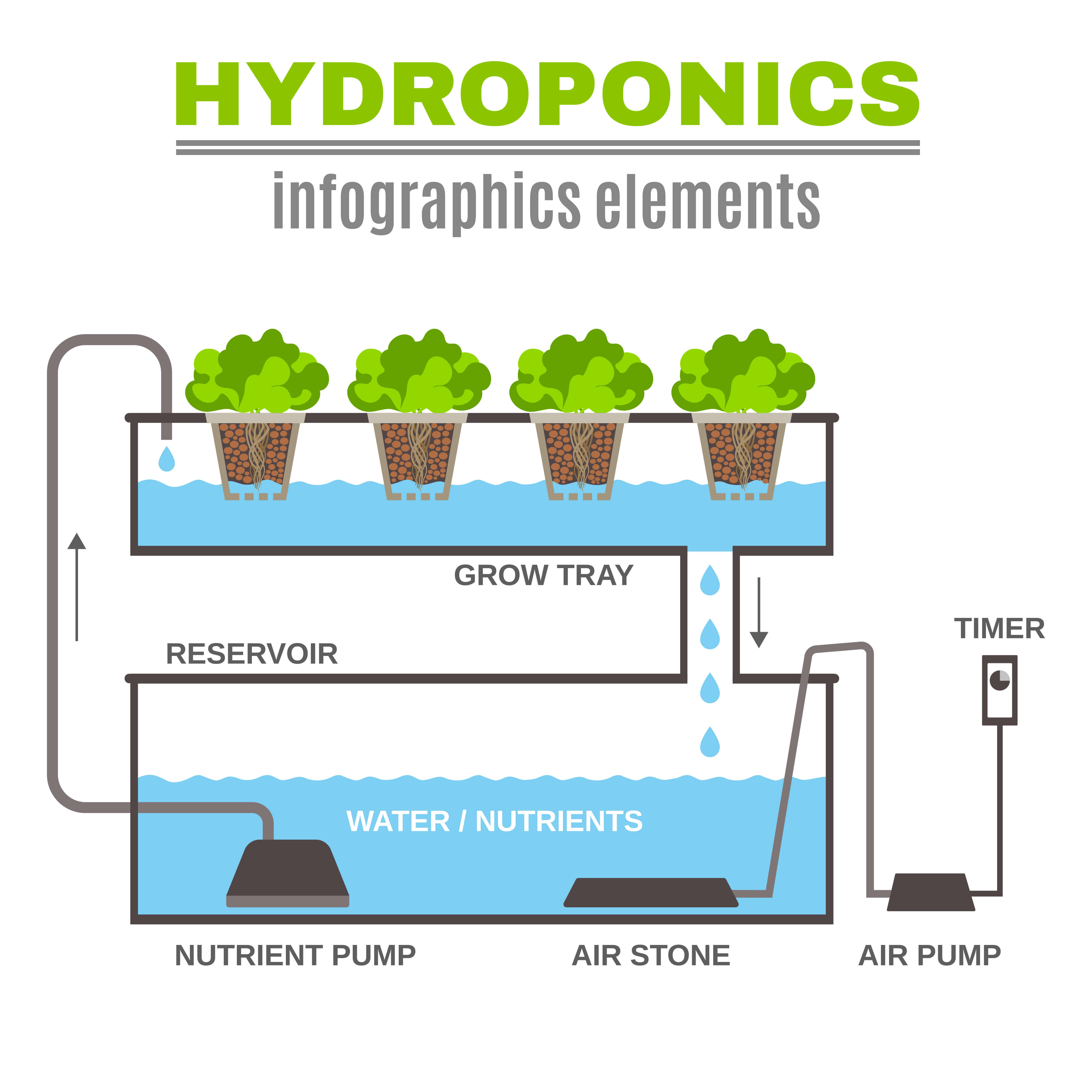 Hydroponic System How To Build A Cheap Hydroponic System